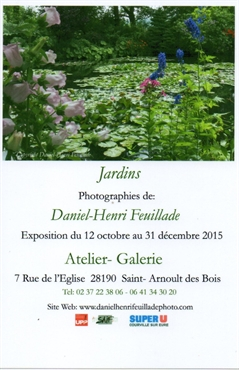 Affiche expo DH Feuillade